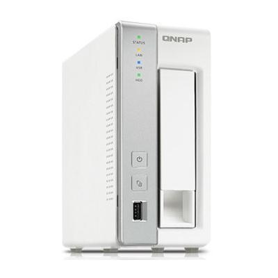 威联通 TS-120 PT,迅雷下载机 PT,迅雷下载机 NAS 1.6GHz 512MB USB3.0 网络存储