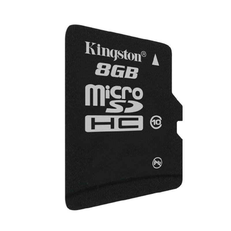 金士顿8GB CLASS10 TF MICRO SD 存储卡 读速48MB S