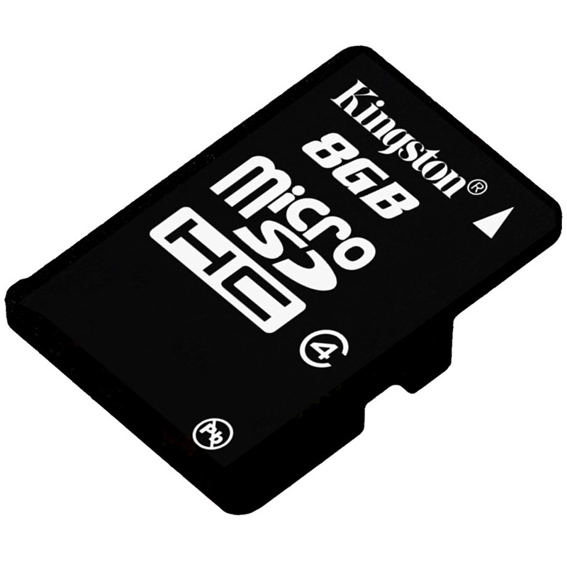 金士顿8GB CLASS4 SD存储卡