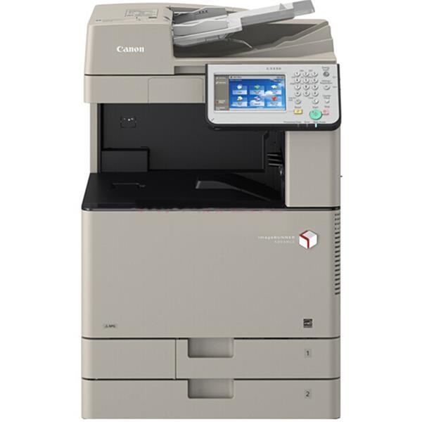 佳能 imageRUNNER ADVANCE C3320 A3幅面彩色复印机 双纸盒+手送纸盒 双输 彩色扫描、U盘打印扫描发送 内置装订器
