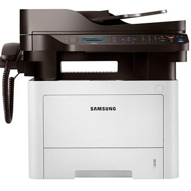 黑白激光多功能一体机 打印复印扫描传真