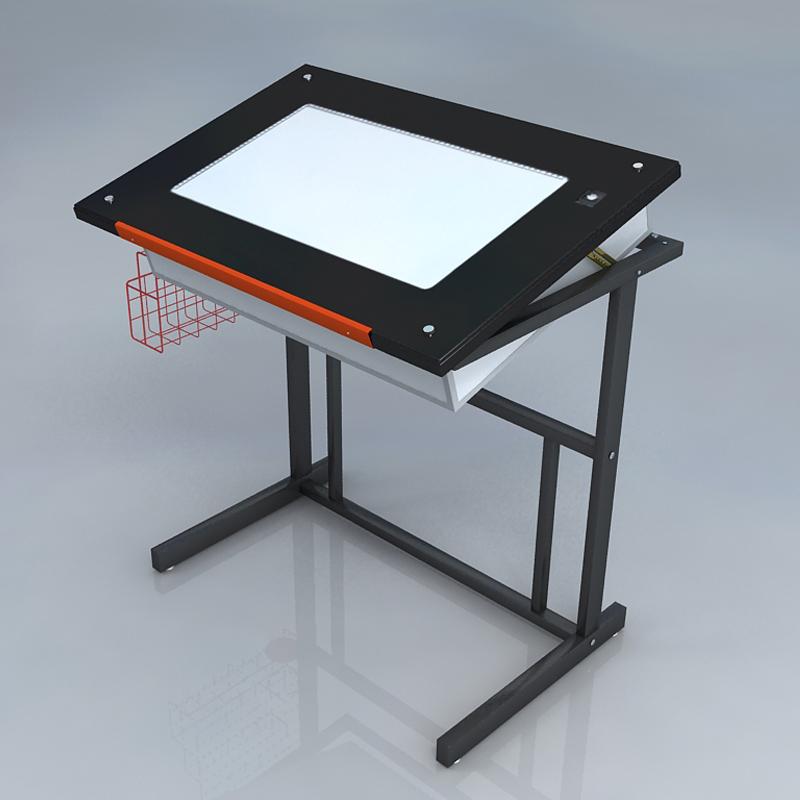 flash 桌子动画素材