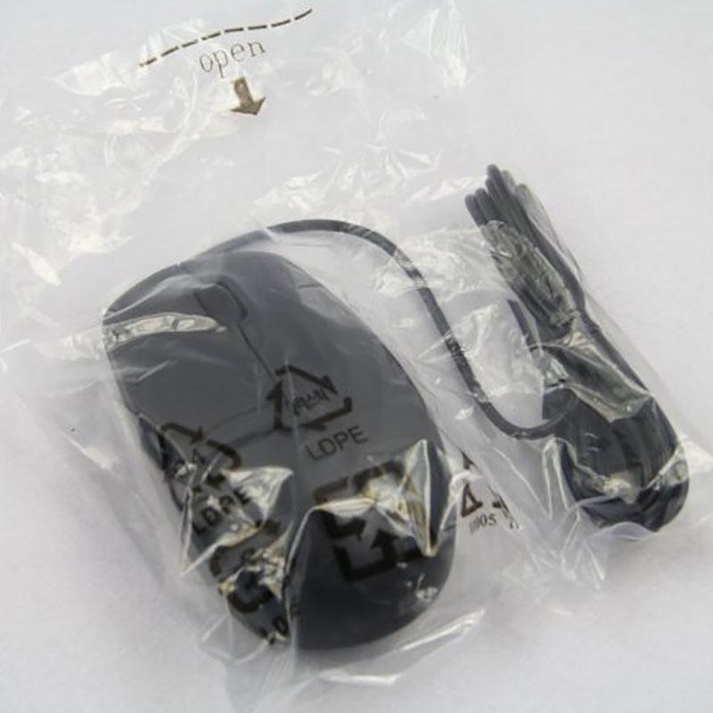 戴尔 MS111 光电有线鼠标USB接口