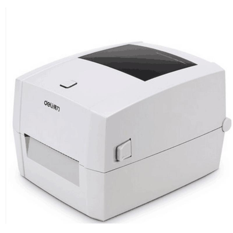 条码打印机 铜版纸标签电子面单二维码热敏碳带打印机