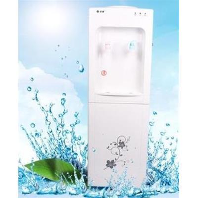 饮水机 立式 温热 白色