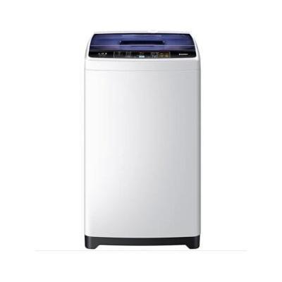 海尔xqb60-m12699t 6公斤超净洗全自动波轮家用洗衣机 银色