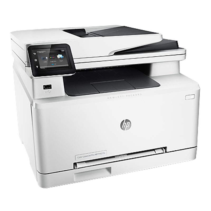彩色激光多功能一体机 (打印、复印、扫描、传真)