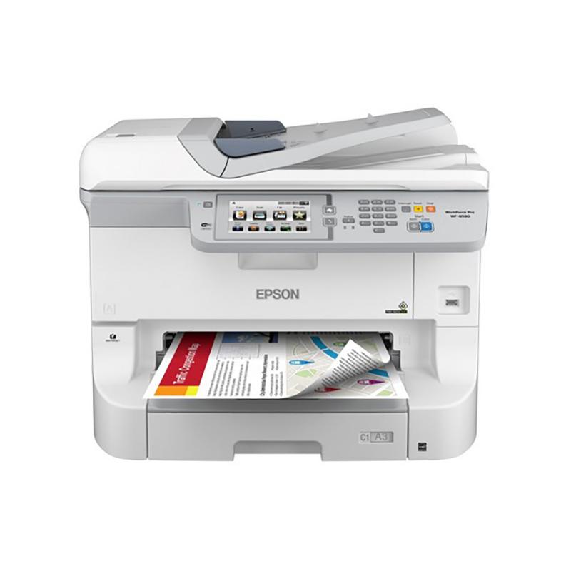 爱普生复印机 WF-8593
