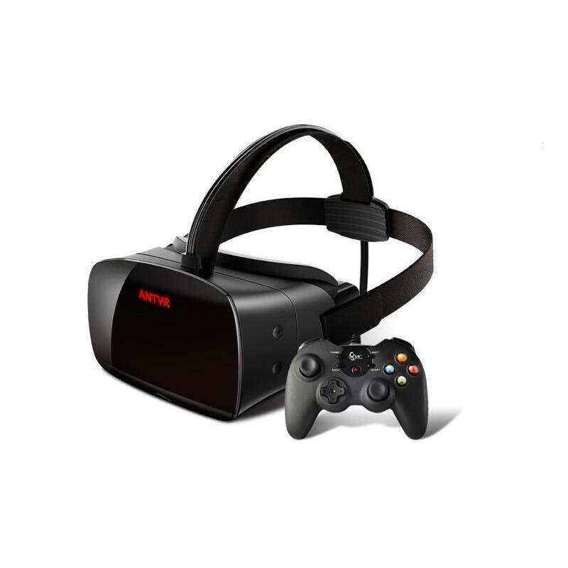 蚁视VR二代 ANTVR舒适版 智能VR眼镜 PCVR 3D头盔