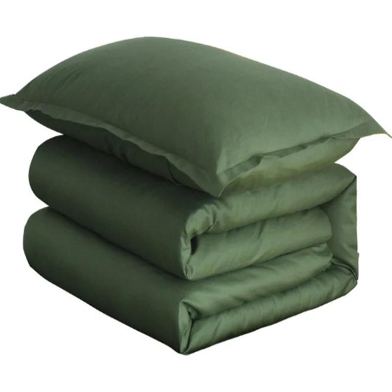 埃迪蒙托 五件套 床上用品 军绿色 (计价单位:套)