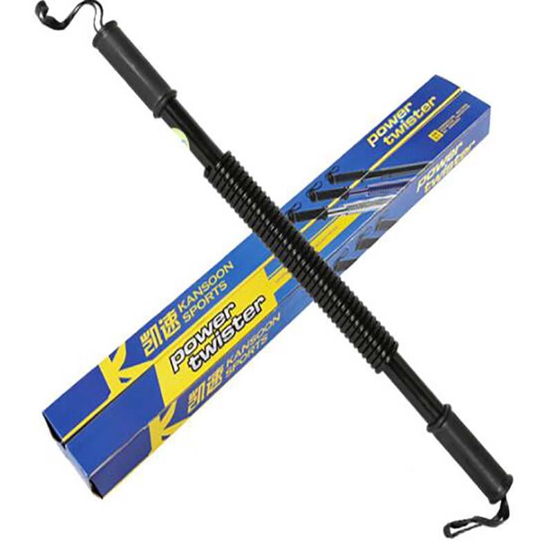 凯速 KH30 臂力器 臂力棒弹簧握力棒(30KG)普通型黑色烤漆(计价单位:个)