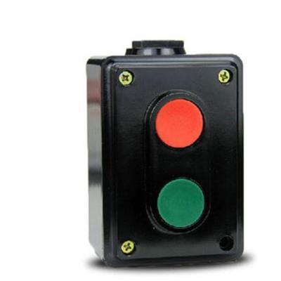 德力西 LA4-2H 按钮开关 安装类别:Ⅱ类 安装在无冲击振动及无雨侵袭的地方