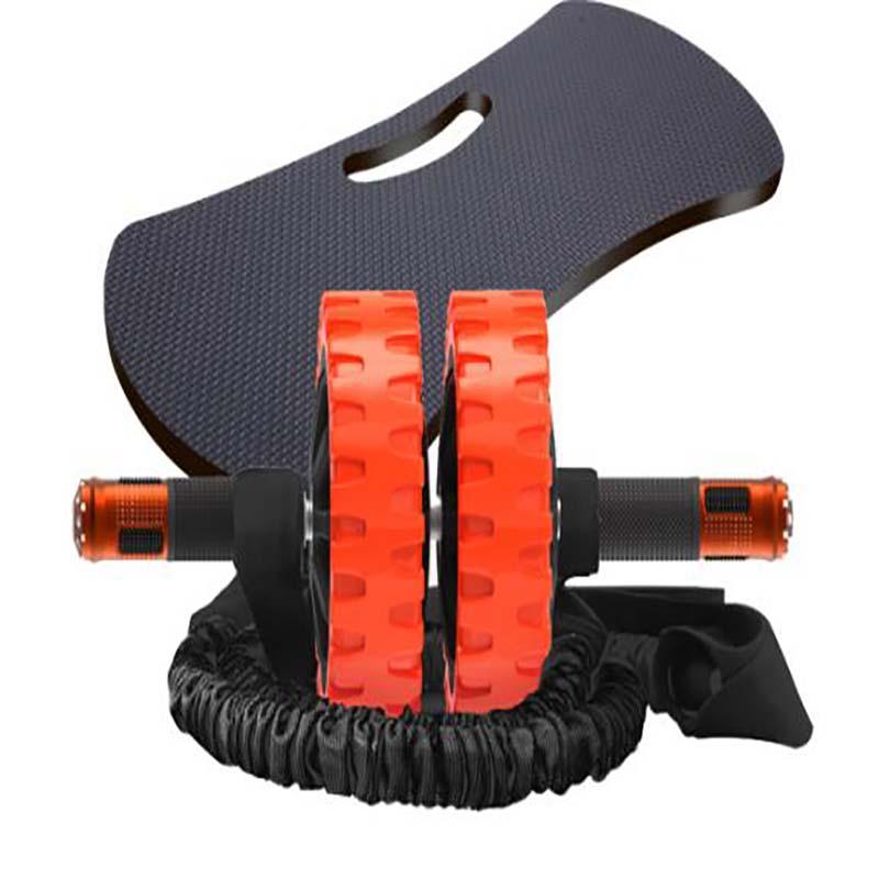 凯速 PR501 静音腹肌轮 收腹滚轮 橙色 (计价单位:个)