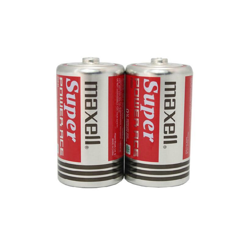 麦克赛尔碱性电池 1号电池