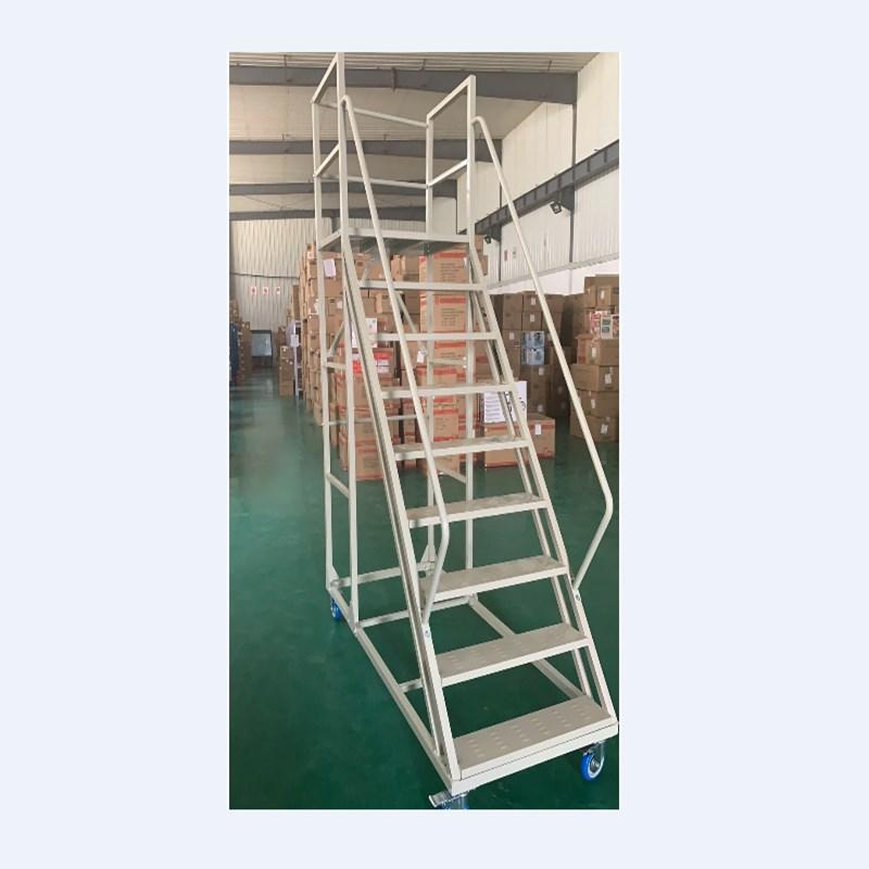 易存 1.3*0.9m 移动登高梯 三面护栏(计价单位:个)