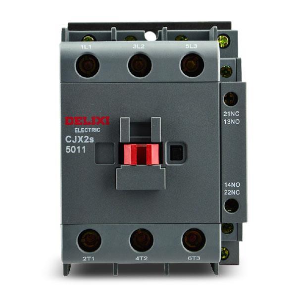 德力西 CJX2S-5011 德力西交流接触器