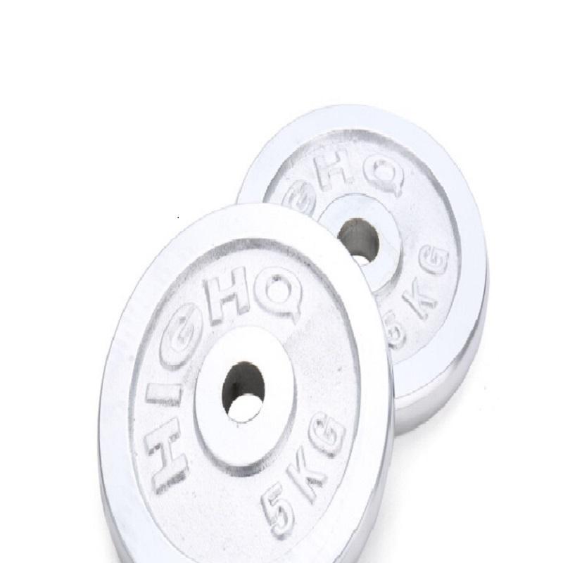 凯速 KK-1 凯速 KANSOON 电镀配重 杠铃片10公斤(孔径28MM 内含5公斤*2)(计价单位:套)