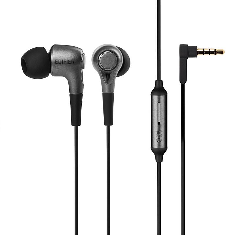 漫步者 H230P 手机入耳式耳机 黑色 计价单位:副