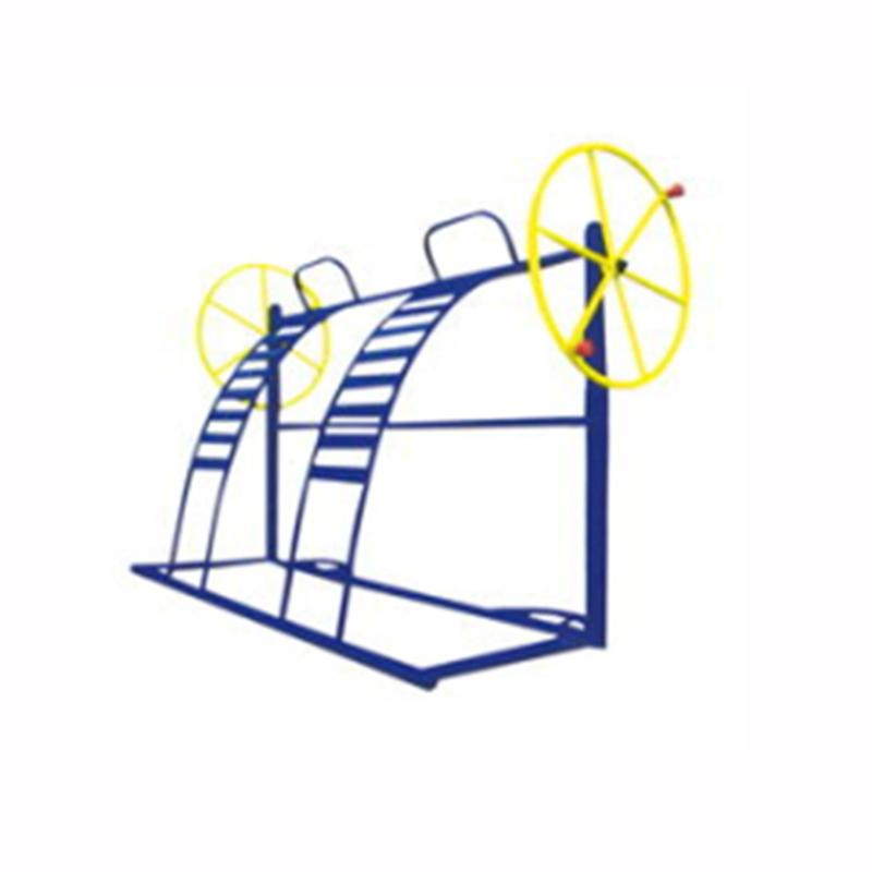 运动伙伴 MOTION PARTNE AS-2069 伸腰肩关节训练器 2600*1500*1800mm 计价单位:套